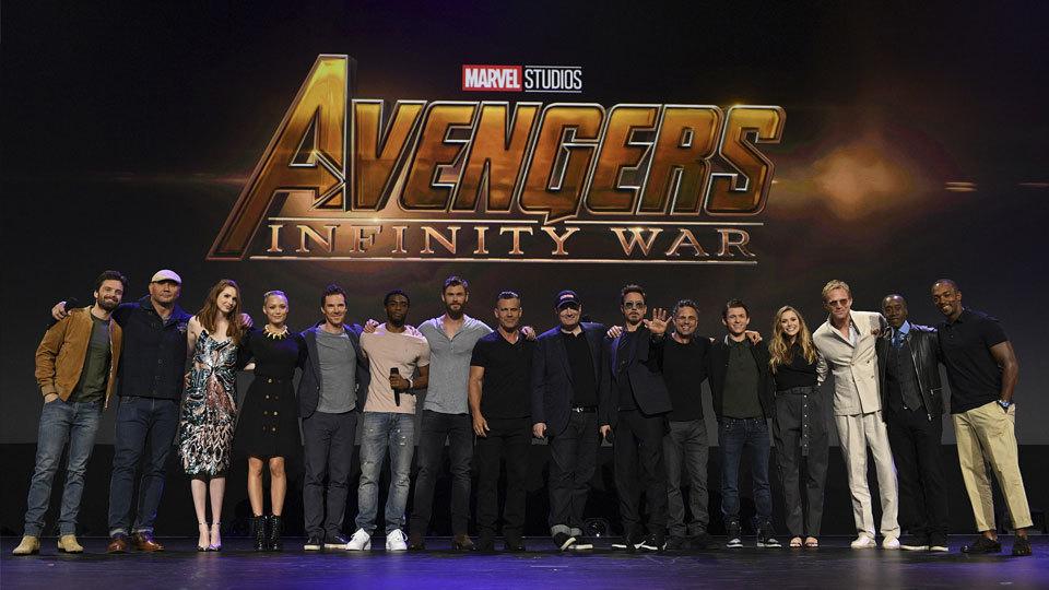 Pop Pop Culture_Infinity War News and Oscars Picks