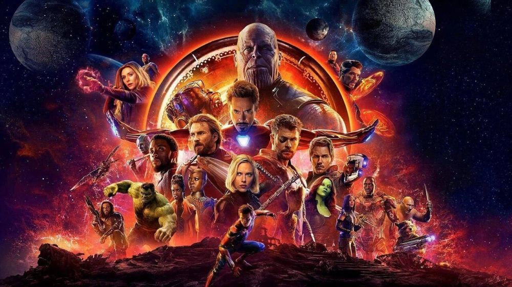 Pop Pop Culture_Avengers Infinity War Review