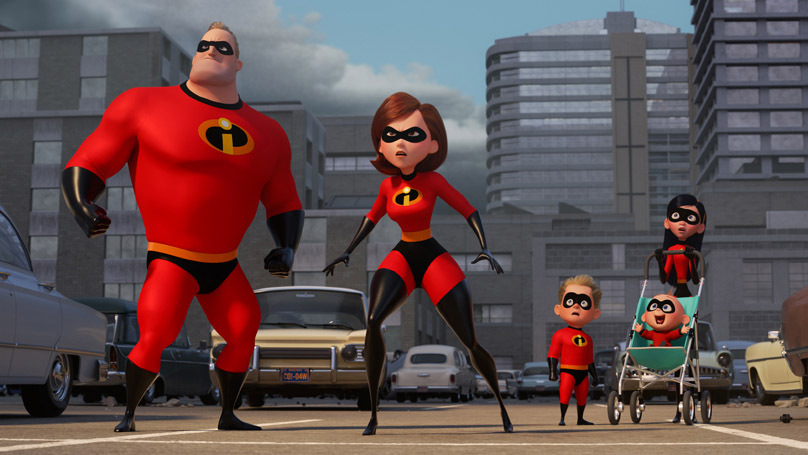 Pop Pop Culture_Incredibles 2 Review and Pixar Bracket
