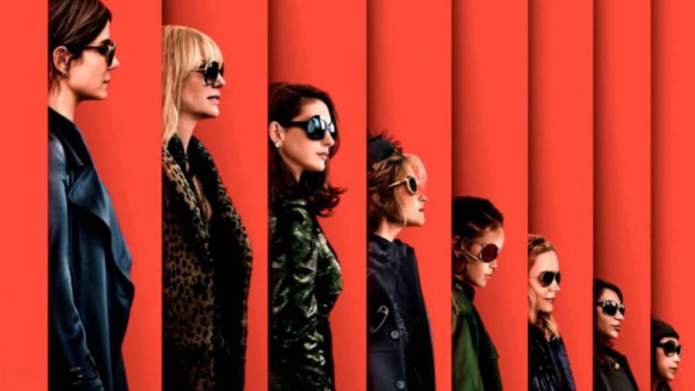 Pop Pop Culture_Ocean's 8 Review