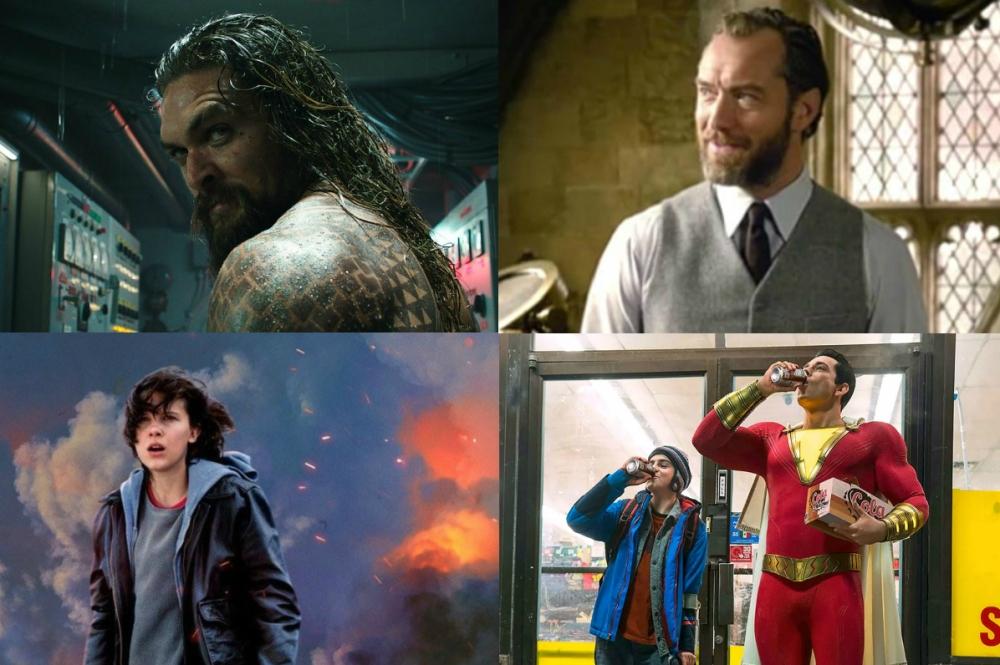 Pop Pop Culture_Comic Con 2018 Trailers Review