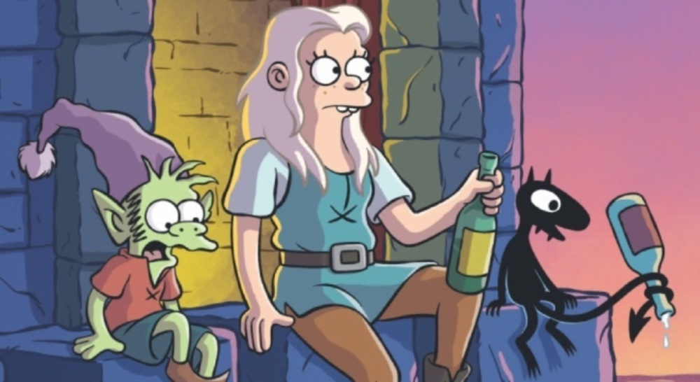 Pop Pop Culture_Disenchantment Review