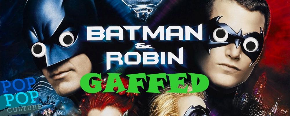 Pop Pop Culture_GAFFED Batman and Robin