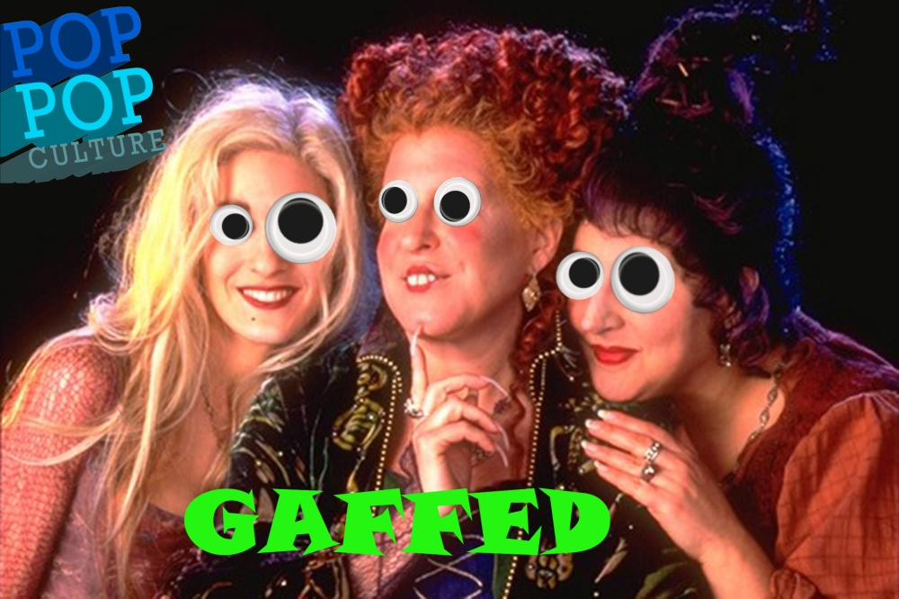 Pop Pop Culture_GAFFED Hocus Pocus