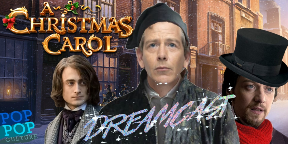 Pop Pop Culture_Christmas Carol DREAMCAST