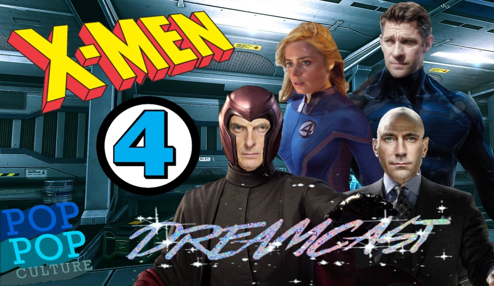 Pop Pop Culture_X-Men DREAMCAST