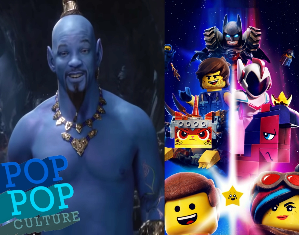 Pop Pop Culture_Lego Movie 2 Review